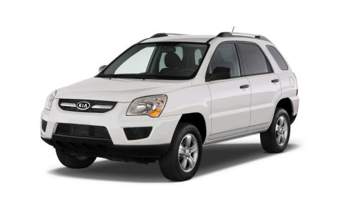 2008 Kia Sportage is one of the models being recalled by Kia Motors America.