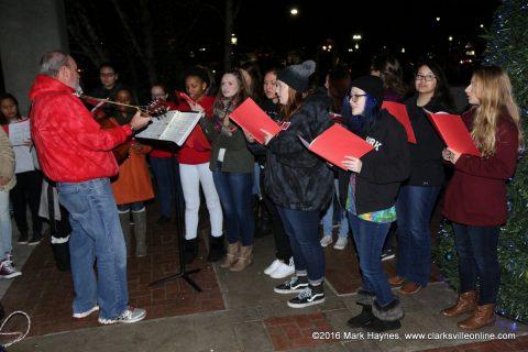 Rossview High School Choir