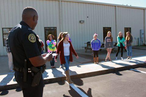 Clarksville Police 2016 STAT Class