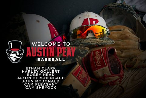 Austin Peay Baseball signs seven during early signing period. (APSU Sports Information)