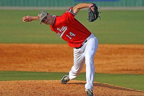 Austin Peay Baseball alumnus Tyler Rogers. (APSU Sports Information)