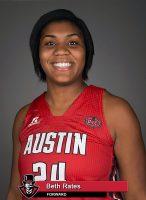 APSU Basketball - Beth Rates