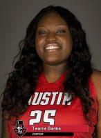 APSU Basketball - Tearra Banks