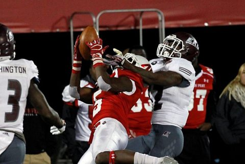 Austin Peay Football's Kentel Williams had 399 all purpose yards against Eastern Kentucky, Saturday. (APSU Sports Information)