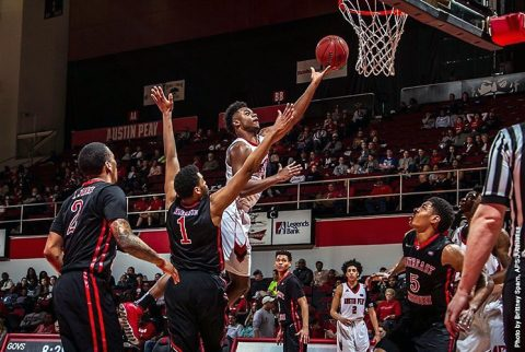 Austin Peay Men's Basketball takes on Sewanne at the Dunn Center for seasons final Exhibition match Friday. (APSU Sports Information)