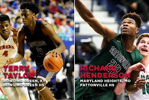 Austin Peay Basketball inks Terry Taylor, Richard Henderson during early signing period. (APSU Sports Information)