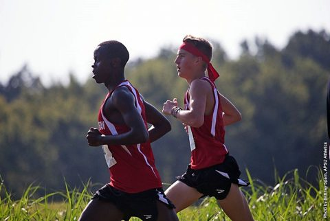 Austin Peay Men's Cross County has three member in NCAA South Regional. (APSU Sports Information)