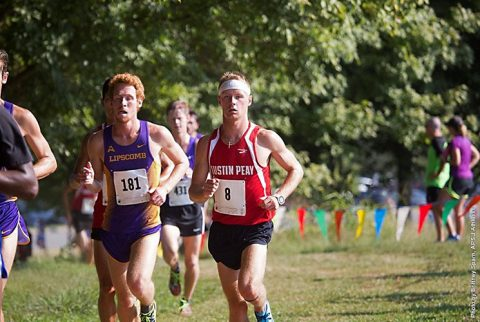 Austin Peay Cross Country has good showing at NCAA South Regional. (APSU Sports Information)