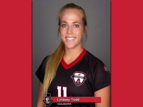 APSU Soccer - Lindsey Todd