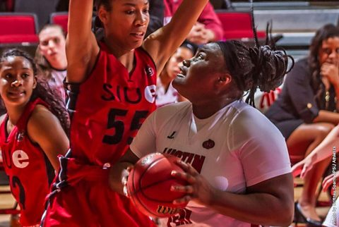 Austin Peay Women's Basketball plays East Tennessee Wednesday at the Dunn Center. (APSU Sports Information)