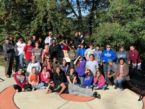 First Baptist Church St. Bethlehem Youth Group.