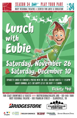 The Happy Elf - Lunch with Eubie