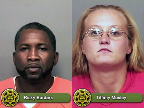 Montgomery County Sheriff's Office Warrant Wednesday focuses on Ricky Borders, and Tiffany Mosley.