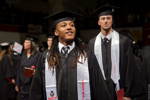 180 Austin Peay Athletes earn Fall Semester Academic Honors. (APSU Sports Information)
