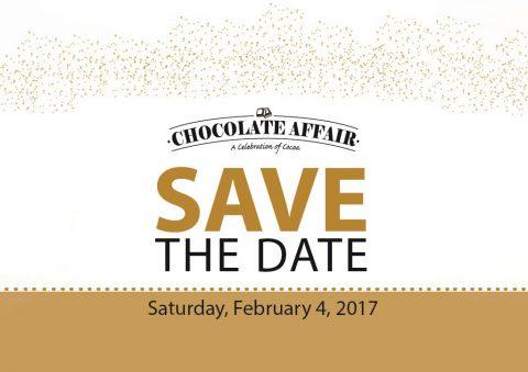 2017 Chocolate Affair