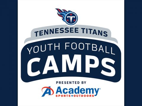 2017 Tennessee Titans Youth Football Camps