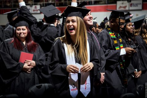 Fall Semester sees Austin Peay Athletes post 2.911 GPA. (APSU Sports Information)