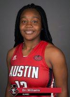 APSU Basketball - Bri Williams