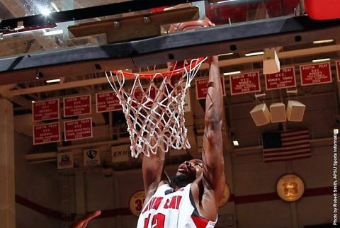 Austin Peay Men's Basketball faces Arkansas Saturday night. (APSU Sports Information)