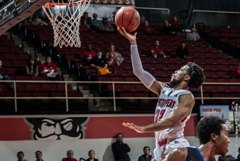 Austin Peay Men's Basketball plays Lipscomb at the Dunn Center Tuesday. (APSU Sports Information)