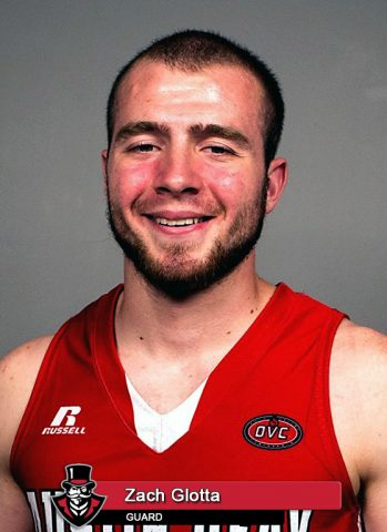 APSU Men's Basketball - Zach Glotta