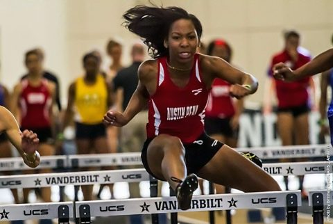 Austin Peay Women's Track and Field starts indoor season Saturday at Vanderbilt. (APSU Sports Information)