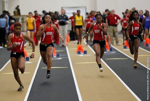 Austin Peay Women's Track and Field kicks off season well at at Vanderbilt's Indoor Opener, Saturday. (APSU Sports Information)
