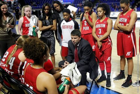 Austin Peay Women's Basketball falls at Middle Tennessee 82-51. (APSU Sports Information)