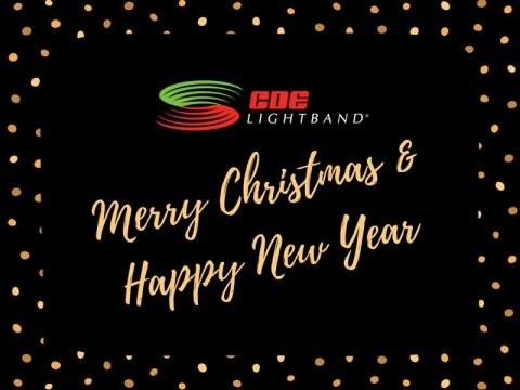Happy Holidays from CDE Lightband