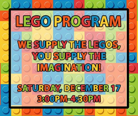 Clarksville-Montgomery County Public Library Lego Program