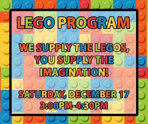 Clarksville-Montgomery County Public Library Lego Program