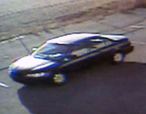 Clarksville Police are trying to identify the owner of the vehicle in this photo. If anyone recognizes the suspect's vehicle or has any information related to this incident, please call Detective Hurst at 931.648.0656 Ext 5263, or call the CrimeStoppers TIPS Hotline at 931.645.TIPS (8477).
