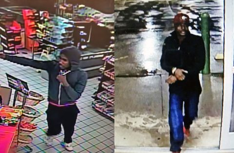 Clarksville Police are trying to identify the Mapco armed robbery suspect in this photo. If you can identify the suspect, please call Detective Tranberg at 931.648.0656 Ext 5482, or call the CrimeStoppers TIPS Hotline at 931.645.TIPS (8477).