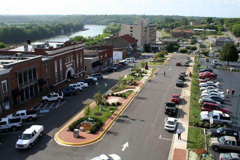 Clarksville Public Square