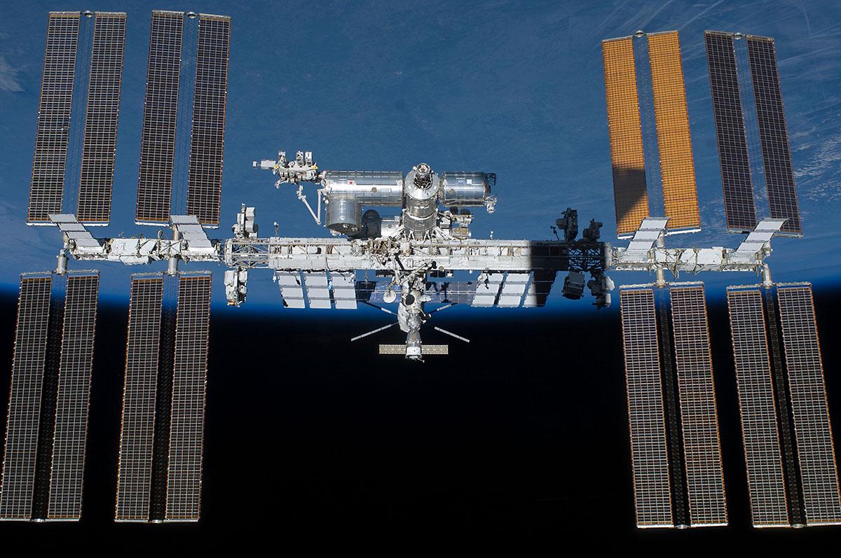 International Space Station Crew is Fine.