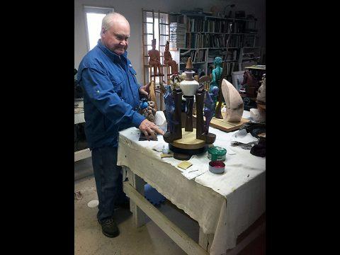 James Diehr to receive the Lifetime Achievement in Art award.