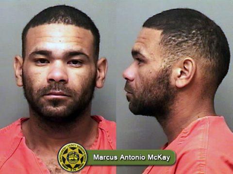 Marcus Antonio McKay