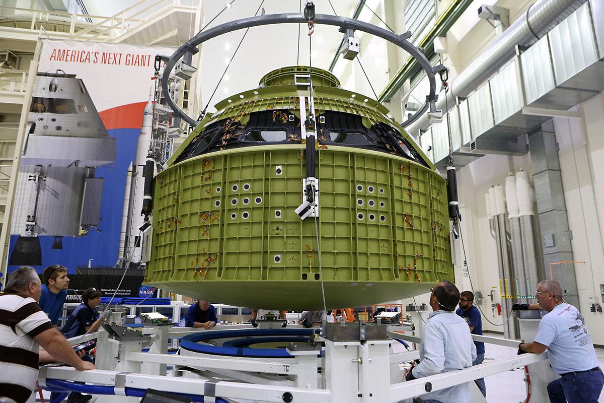 nasa orion spacecraft 2017 - photo #5
