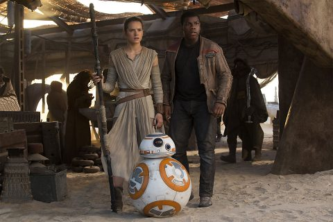 'Star Wars' is driven by beings from many planets trying to get along. NASA scientists are looking for life on a planet other than Earth, and believe the next decade may bring breakthroughs. (Disney/Lucasfilm Ltd. & TM.)