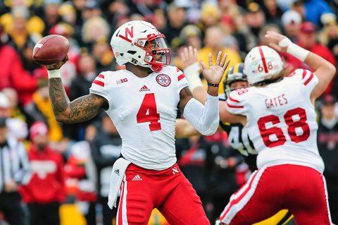 Nebraska Cornhuskers quarterback Tommy Armstrong Jr. (Jeffrey Becker-USA TODAY Sports)