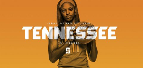 Tennessee will renew its cross-country hoops rivalry with No. 10/10 Stanford at Thompson-Boling Arena on Sunday afternoon at 2:00pm CT.