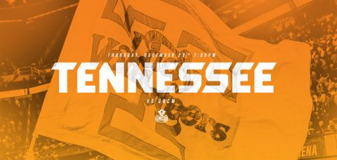 Tennessee Lady Vols Basketball plays UNCW at Thompson-Boling Area, Wednesday. (Tennessee Athletics Department)