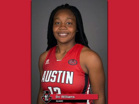 APSU Basketball - Bri Williams