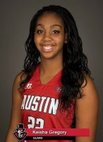 APSU Basketball - Keisha Gregory