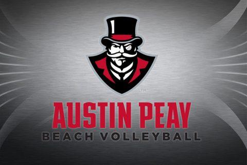 Austin Peay Beach Volleyball schedule released. (APSU Sports Information)