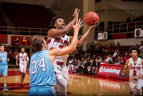 Austin Peay Men's Basketball travels to Jacksonville State Saturday looking for first OVC win. (APSU Sports Information)