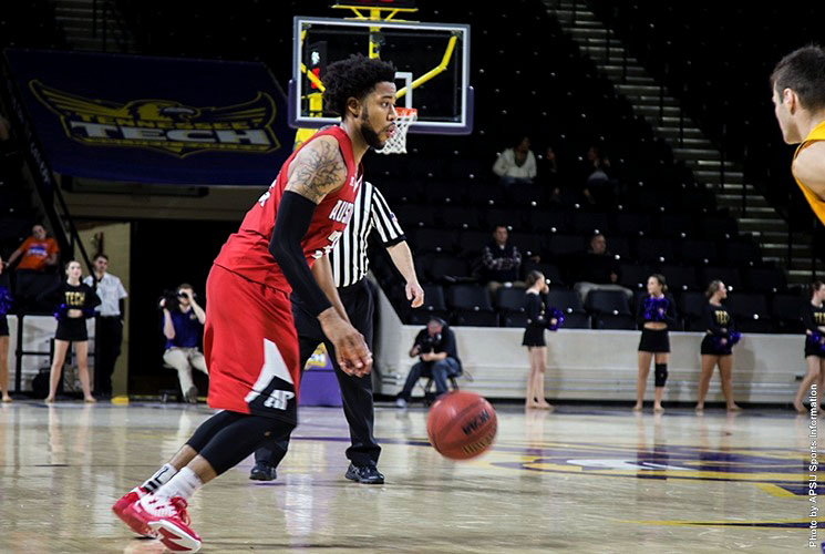 APSU Governors Basketball come up short at Tennessee Tech ...