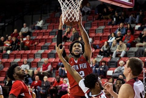 Austin Peay Men's Basketball loses at Jacksonville State 71-68 Saturday night. (APSU Sports Information)