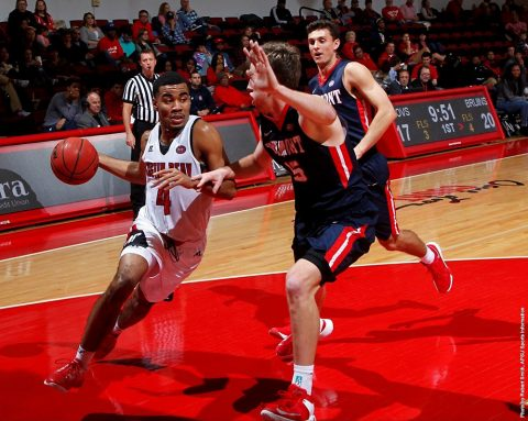 Austin Peay Men's Basketball faces Morehead State Eagles Thursday night at the Dunn Center. (APSU Sports Information)