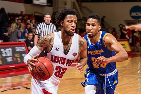 Austin Peay senior John Murry scored 21 points in loss to Morehead State Thursday night. (APSU Sports Information)